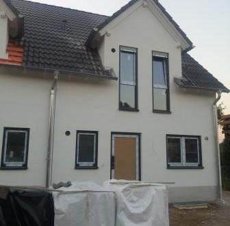 Haus mit Lieferung Innenputz