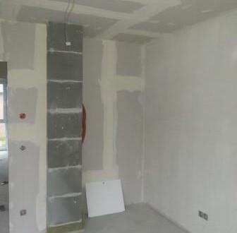 Trockenbau schlafzimmer 2