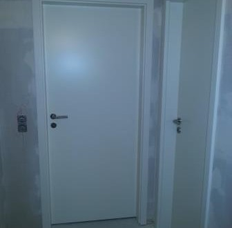 Türen sind da