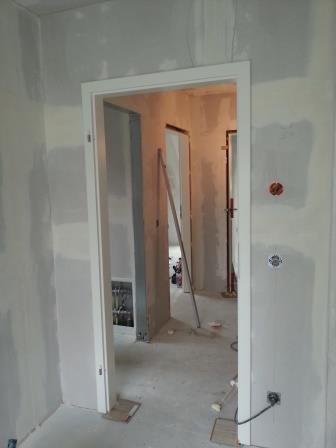 Türeneinbau  Türen sind da… | Wir bauen unser Haus